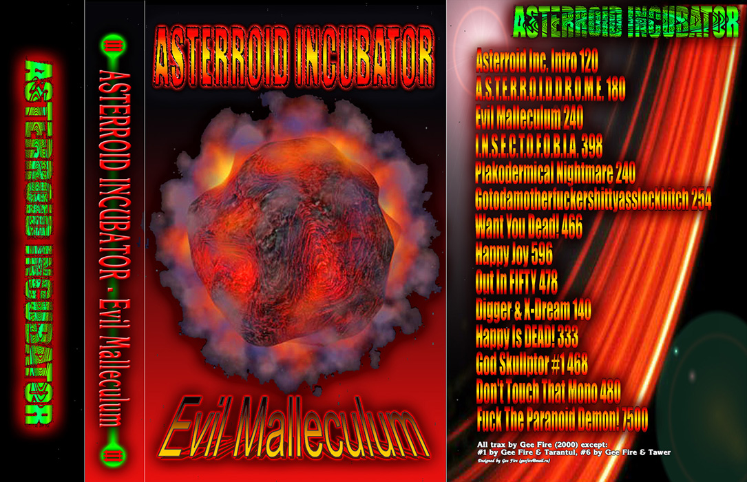 Asterroid Incubator* Asterroid Incubator III - Hell Axiom